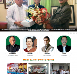 Manipur Pradesh Congress Committee Official website