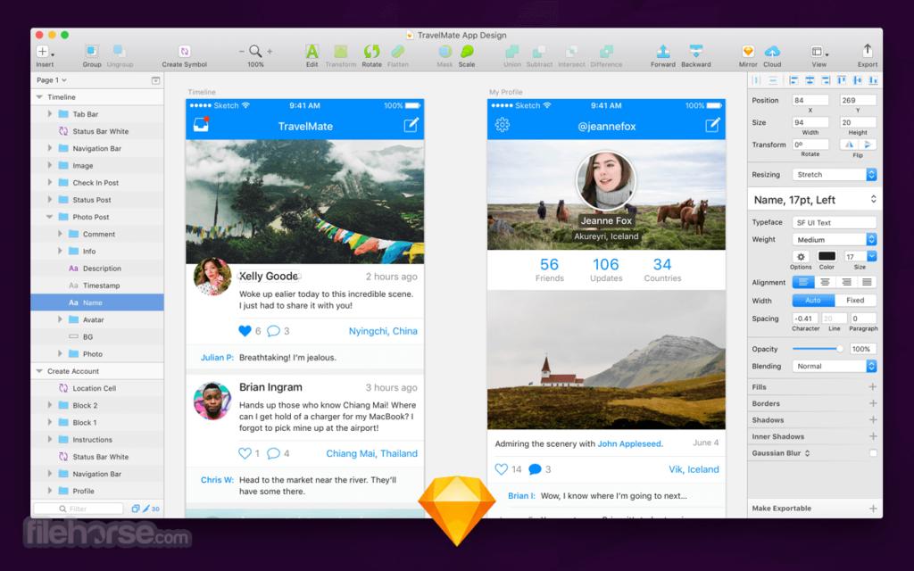 Sketch-tool-for-Mac-OS