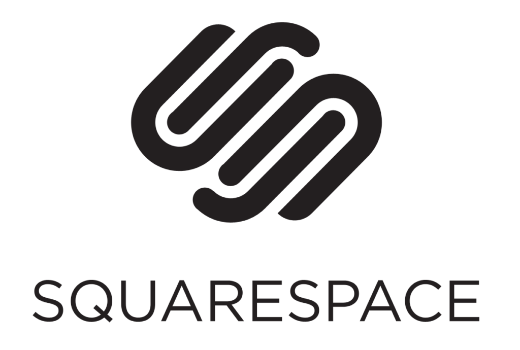 Designing website with Squarespace